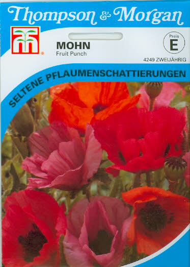 Mohn Fruit Punch mehrj. TME