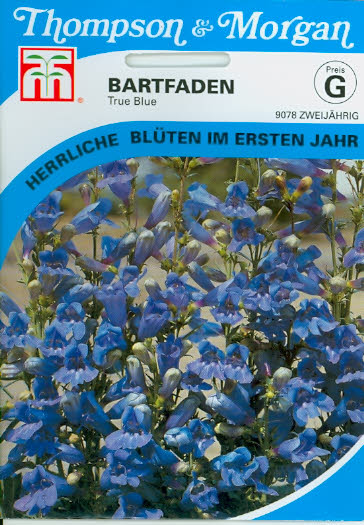 Bartfaden True Blue GB mehrj. TMG