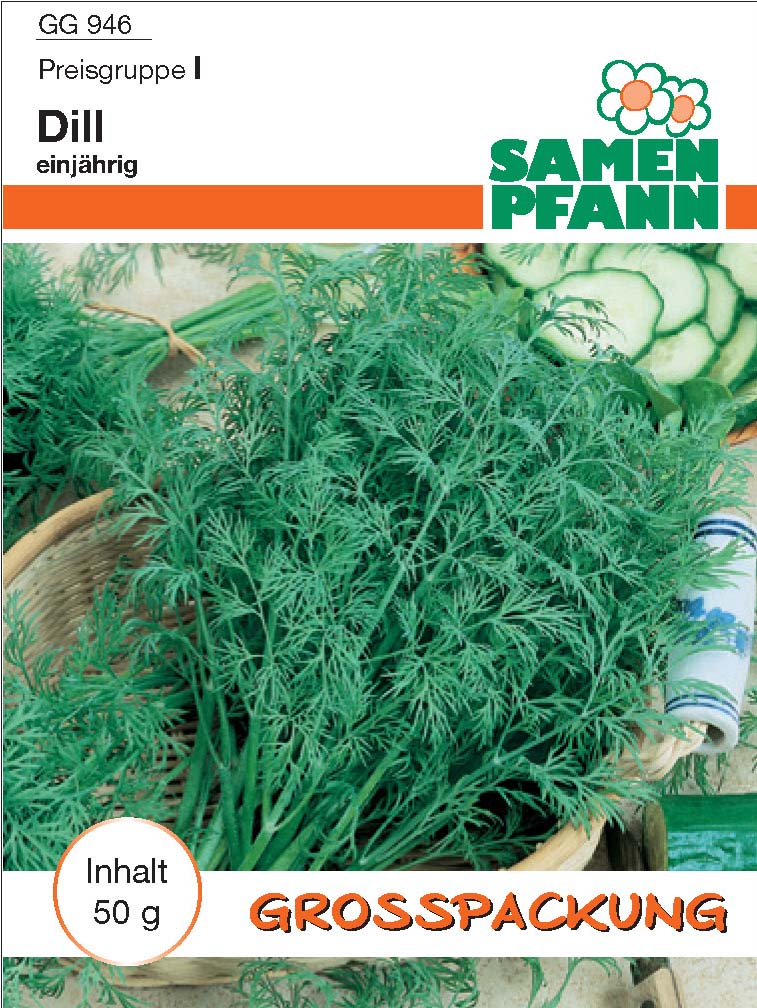 Dill Großpackung (I)