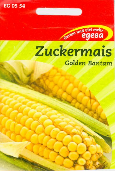 Zuckermais Golden Bantham (Eg3)