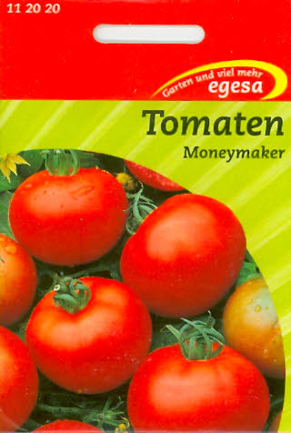 Tomaten Moneymaker EGE-2