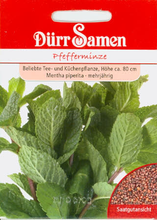 Pfefferminze DüC