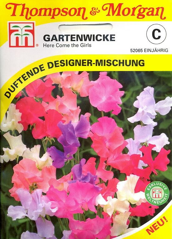 Gartenwicken Here Come The Girls T&M C