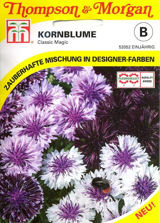 Kornblumen Classic Magic T&M B
