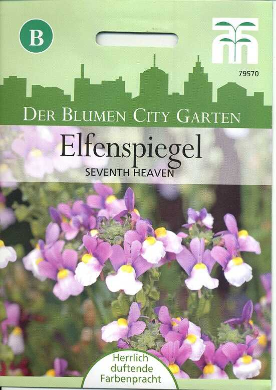 Elfenspiegel (Nemesia) Seventh Heaven (TM B)